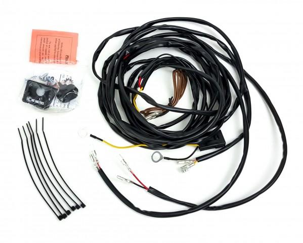 kc universal wiring harness for 2 cyclone led lights kc hilites Wiring LED Lights Part T8yt2.4M384led kc universal wiring harness for 2 cyclone led lights kc hilites lights